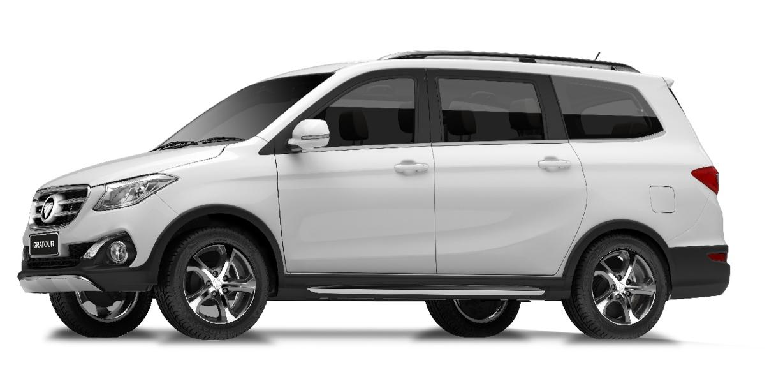 Gratour IX, el vehículo ideal para las familias numerosas