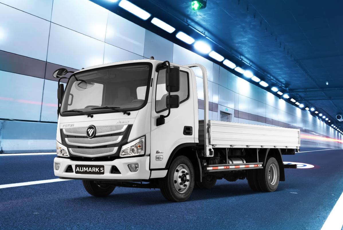 La mejor tecnología de los camiones Foton, se suma a la fuerza de los ecuatorianos